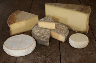 Les Fromages de Savoie